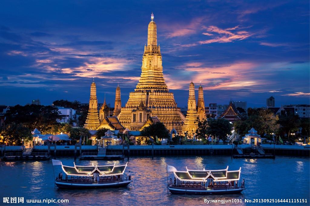 普吉、曼谷、芭提雅(四飞)7晚8天