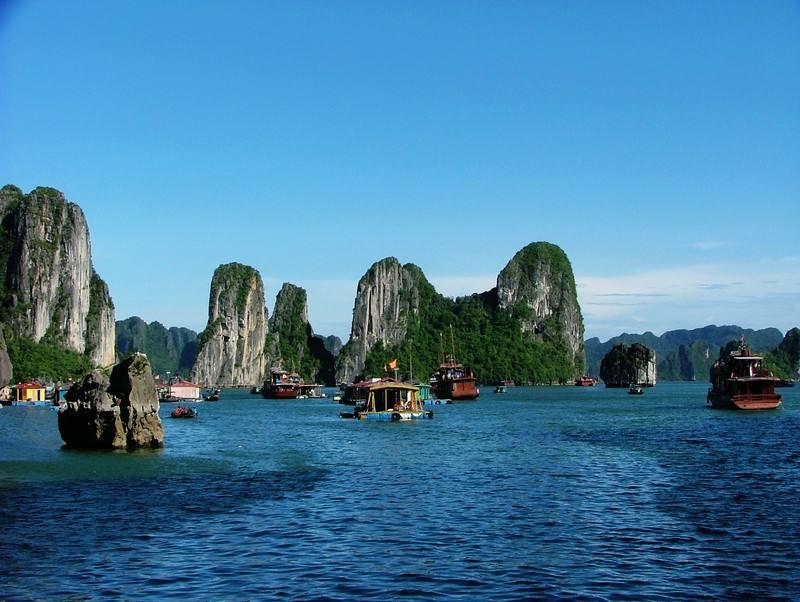 越南专线-浪漫之旅——畅游北越山水全景七日游6晚7天
