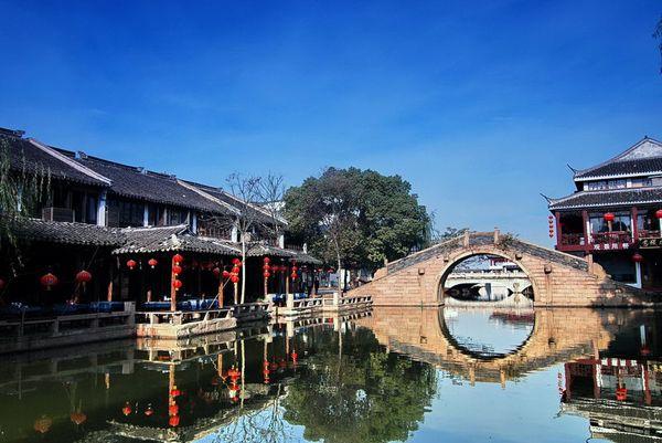 华东五市双水乡双园林双飞6日
