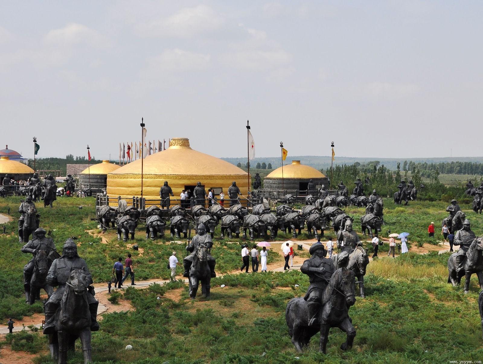 内蒙古五日游